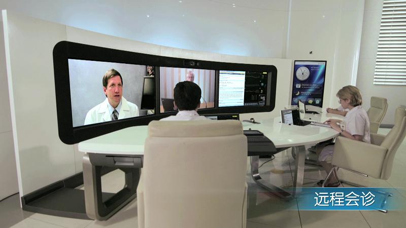 医疗行业视频会议解决方案